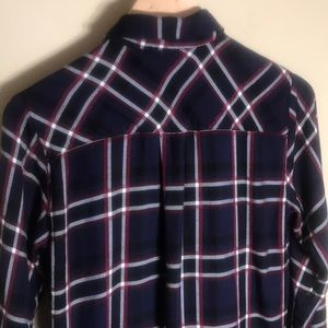 Michael Stars Tops - Michael Stars button down flannel top